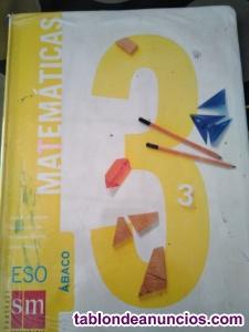 Libros de tercero de ESO