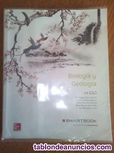 Biologia y geologia 1º eso