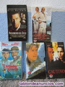 Peliclulas de Video (VHS)