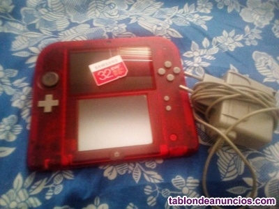 NINTENDO 2DS (MODIFICADA)