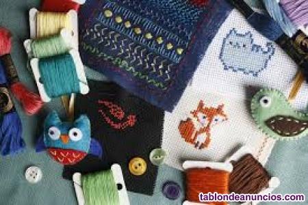 Materiales de manualidades en tu casa