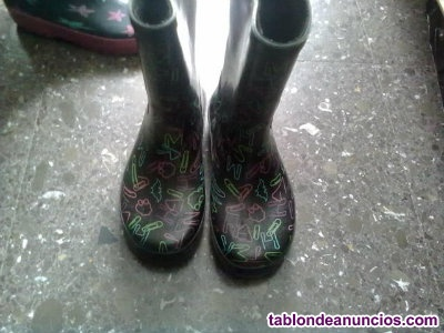 BOTAS DE MONSTER HIGH