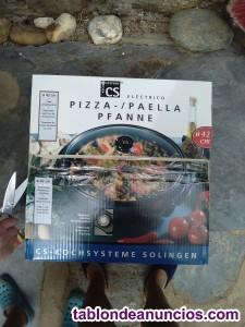 Vendo paellera-pizzera electrica