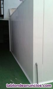SALDAMOS LIQUIDACIONES; Cámaras,túneles con, secaderos, panel, puertas