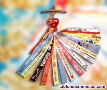 Hombrera Paracaidismo - mili 16 cintas