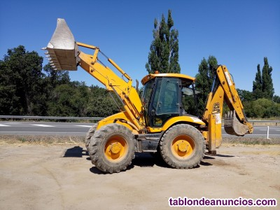 RETROEXCAVADORA MIXTA JCB 4 CX