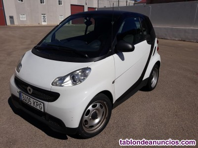 SMART FORTWO MHD, SMART FORTWO MHD