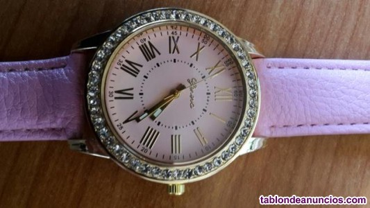 Reloj geneva rosa jm