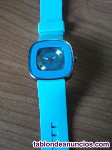 Reloj azul dg a