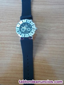 Reloj brenatt negro a