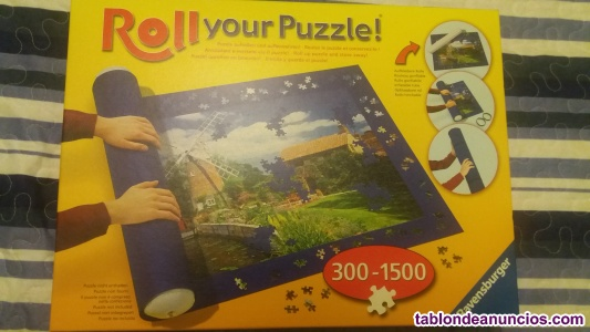 TAPETE PARA PUZZLES