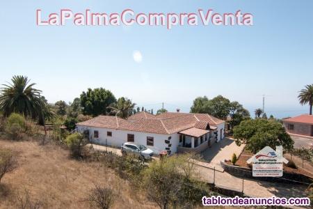 ID-283  Espectacular vivienda tipo Canaria en un entorno más que maravilloso en