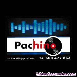 Pachino - Dj PARA EVENTOS Y FIESTAS