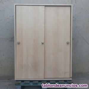 Armario oficina puertas correderas