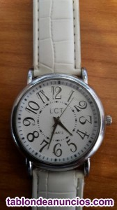 Reloj c lct blanco