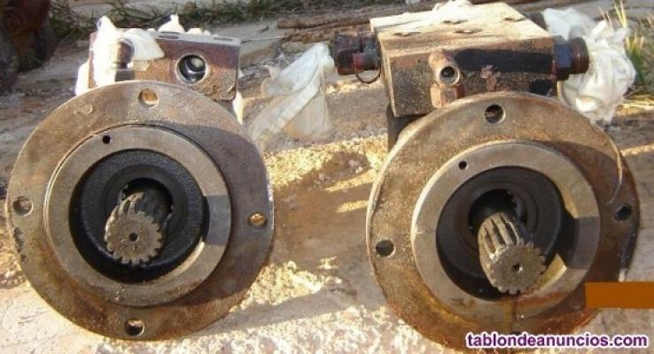 Danfos motor hidraulico muy potente