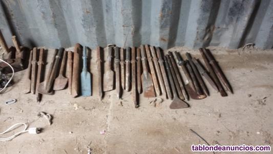 Punteros martillo diferentes modelos