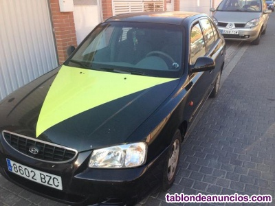Hyunday accent ii 1500 turbo diesel