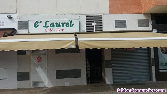Se vende bar cafeteria