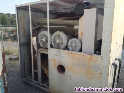Secador de alta capacidad aec whitlock