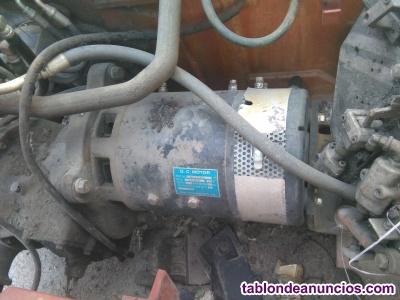 Motor d. C. Hmt465-01 carretilla nissan