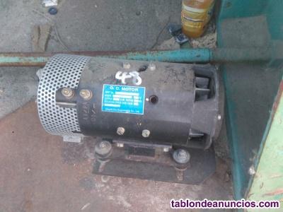 Motor d. C. Hmp480-02