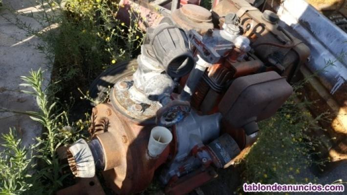 Motor lombardini 3ld 1 cilindro