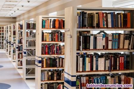 Oposiciones a bibliotecas