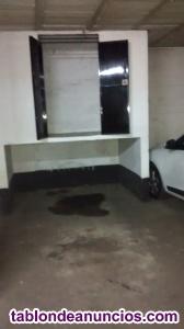 Trastero dentro de garaje cerrado