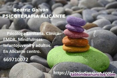 Psicólogo Alicante y Online