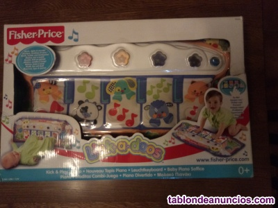 PIANO PIECECITOS DE FISHER PRICE