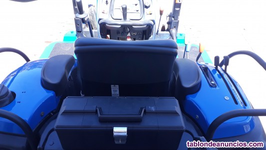 NEW HOLLAND TK90MA CADENAS DEL 2009