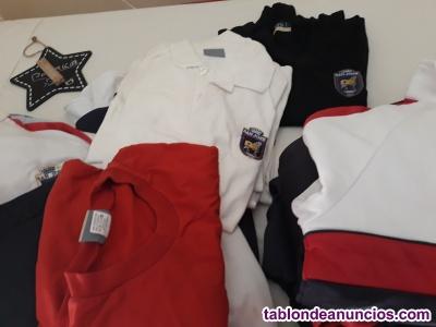 Vendo uniformes colegios San José tallas 10, 14 ,16, 18 y 20