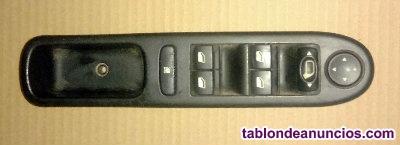 Cónsola interruptores puerta conductor Peugeot 307 de referencia 96531124XT