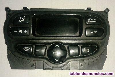 Mando climatizador de Peugeot 307 del año 2003 de referencia 96430991XT
