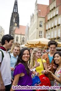 Cursos de alemán en Alemania, escuela de idiomas KAPITO