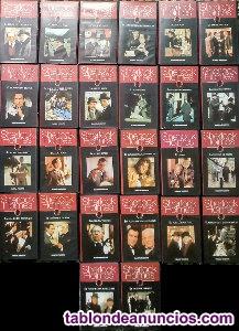 Serie ''Las aventuras de Sherlock Holmes'' - Colección de 26 capítulos (VHS)