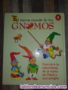El nuevo mundo de los GNOMOS volumen 4