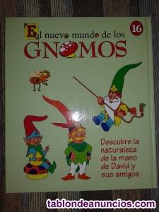 El nuevo mundo de los GNOMOS