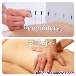 Masaje & acupuntura