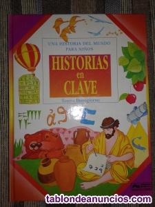 UNA HISTORIA DEL MUNDO PARA NIÑOS-HISTORIAS en CLAVE.
