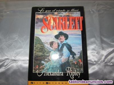Novela: Scarlett