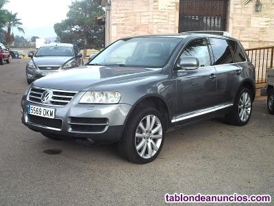 Volkswagen touareg 5.0 tdi v10 tiptronic 313 cv.  coche con averia electrica.