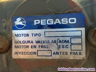 MOTOR PEGASO 94. T1. BX