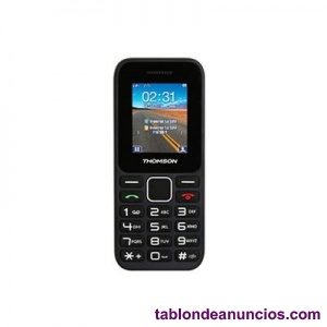 THOMSON T11 TELEFONO MOVIL 1.77 QUOT; BT DUALSIM NEGRO