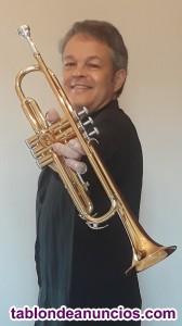 Clases particulares online de viento-metal (trompeta)