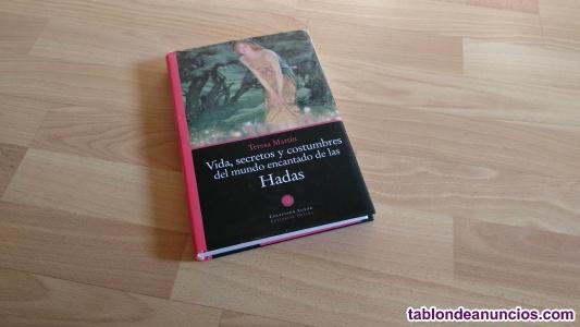 Libro Hadas de Teresa Martín
