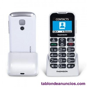 THOMSON SEREA 51 TELEFONO MOVIL 1.77 QUOT; VGA BT BLANC
