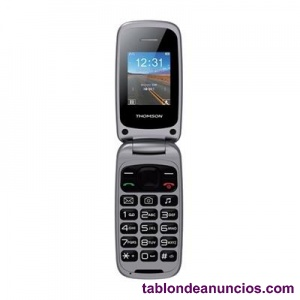 THOMSON T40 TELEFONO MOVIL 1.8 QUOT; BT VGA DUALSIM PLA