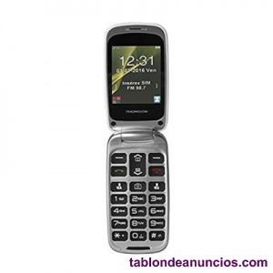 THOMSON SEREA 63 TELEFONO MOVIL 2.4 QUOT; VGA BT BLANCO